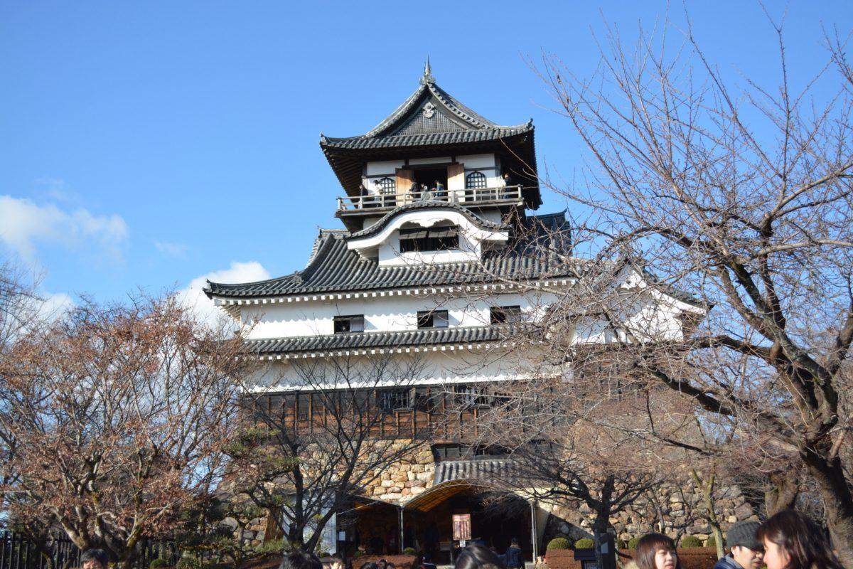 日本100名城スタンプラリー〜No43.犬山城(InuyamaCastle)〜