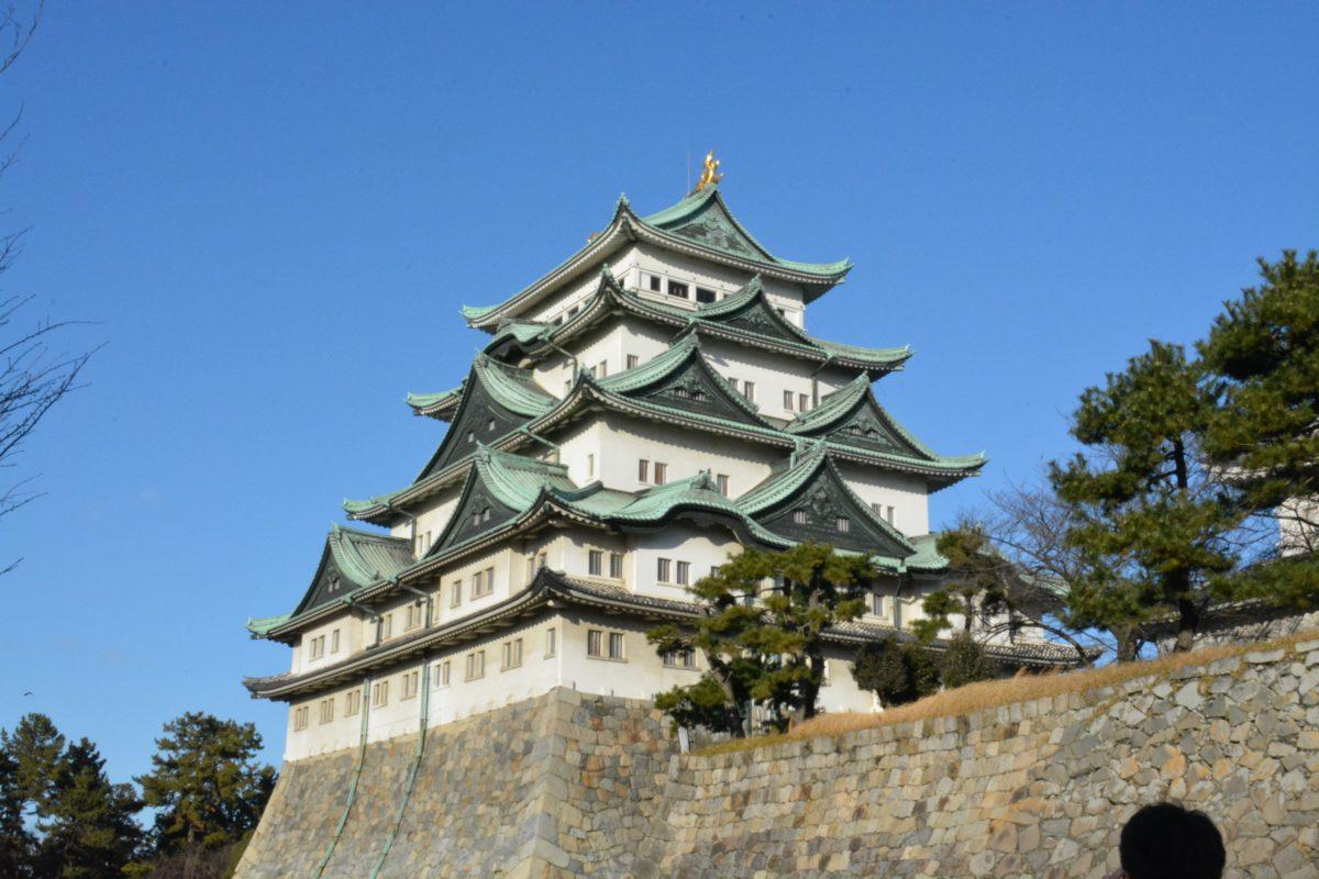 徳川家康が築いたお城、名古屋城(NagoyaCastle)とは?