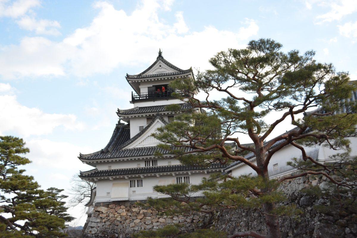 日本100名城スタンプラリー〜No84.高知城(KochiCastle)〜